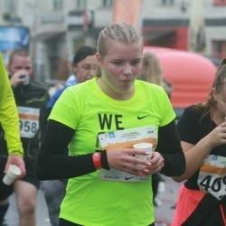 SEB Tallinna Maratoni Sügisjooks 10 km - Annabel Pern (1034), Jüri Sikka (4091)