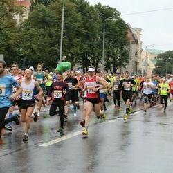 SEB Tallinna Maratoni Sügisjooks 10 km - Ago Veilberg (33), Aaro Tiiksaar (49), Denis Danilkin (71), Jevgeni Golovatš (201)