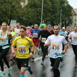 SEB Tallinna Maratoni Sügisjooks 10 km - Feliks Astahhov (226), Gunnar Obolenski (339), Tõnu Aria (430), Ivo Niklas Hermanson (689)
