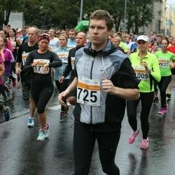 SEB Tallinna Maratoni Sügisjooks 10 km - Aali Lilleorg (1005), Evelin Umalas (1920)