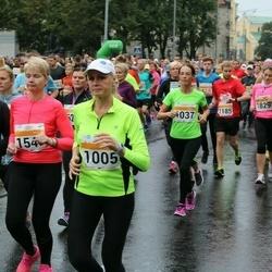 SEB Tallinna Maratoni Sügisjooks 10 km - Aali Lilleorg (1005), Terje Vooglaid (1037), Fredi Puurand (1113), Tanel Välimäe (1185), Ingrid Lumiste (1829)