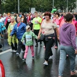 SEB Tallinna Maratoni Sügisjooks 10 km - Kerli Jänts (10817), Lea Aidnik (11536), Abrahem Bassam Fagih (11587)
