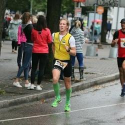 SEB Tallinna Maratoni Sügisjooks 10 km - Heinrich Sillang (47), Jorma Härmsalu (235)