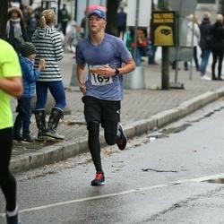 SEB Tallinna Maratoni Sügisjooks 10 km - Rinel Pius (169)