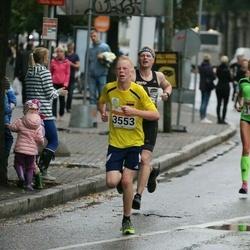 SEB Tallinna Maratoni Sügisjooks 10 km - Rauno Arike (3553)