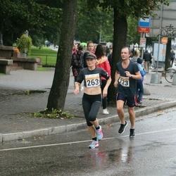SEB Tallinna Maratoni Sügisjooks 10 km - Piia Doyle (263)