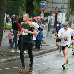 SEB Tallinna Maratoni Sügisjooks 10 km - Einar Hillep (55)