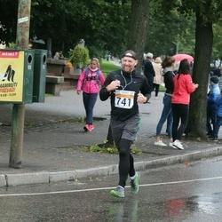 SEB Tallinna Maratoni Sügisjooks 10 km - Leet Rauno Lember (741)