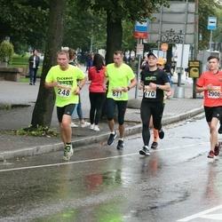 SEB Tallinna Maratoni Sügisjooks 10 km - Aivar Kuusmik (248), Mihkel Heinapuu (670)