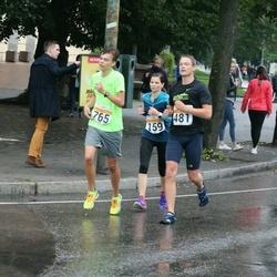 SEB Tallinna Maratoni Sügisjooks 10 km - Armin Soosalu (481), Markus Kivistik (765)