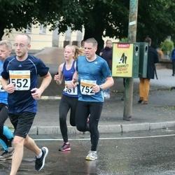 SEB Tallinna Maratoni Sügisjooks 10 km - Siim Sits (552), Aare Saliste (752)