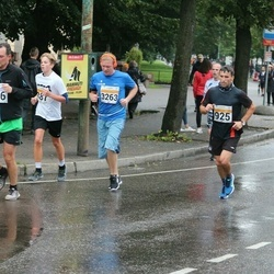 SEB Tallinna Maratoni Sügisjooks 10 km - Andrus Belõi (925), Igor Kangro (966), Mattias Allmann (3263)