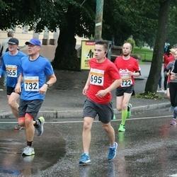 SEB Tallinna Maratoni Sügisjooks 10 km - Nikita Hmelnitski (695), Ago Lilleorg (732)