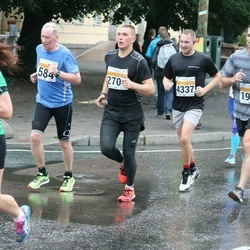 SEB Tallinna Maratoni Sügisjooks 10 km - Martin Lõbu (4337)