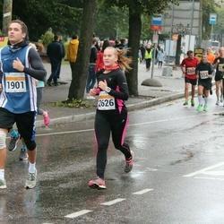 SEB Tallinna Maratoni Sügisjooks 10 km - Sigrid Polding (2626)