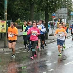 SEB Tallinna Maratoni Sügisjooks 10 km - Tõnu Sirkas (773), Danver Hans Värv (4111)