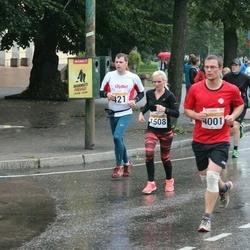 SEB Tallinna Maratoni Sügisjooks 10 km - Riho Briker (4001)