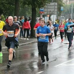 SEB Tallinna Maratoni Sügisjooks 10 km - Andres Soosalu (1929), Arne Raias (3267)