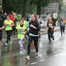 SEB Tallinna Maratoni Sügisjooks 10 km - Anna-Maria Semjonova (1434)