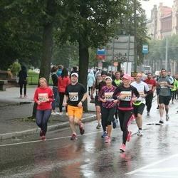 SEB Tallinna Maratoni Sügisjooks 10 km - Elvis Rüütel (567)