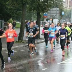 SEB Tallinna Maratoni Sügisjooks 10 km - Kristin Puusepp (877), Stefano Righini (1874)