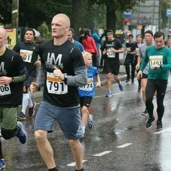 SEB Tallinna Maratoni Sügisjooks 10 km - Edvin Verhogljad (791)