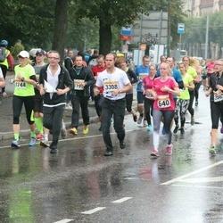 SEB Tallinna Maratoni Sügisjooks 10 km - Sigrid Raud (640), Artur Lavrinovski (3308)