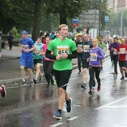 SEB Tallinna Maratoni Sügisjooks 10 km - Mark-Erik Valge (455)