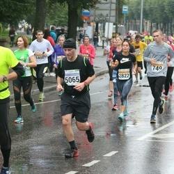 SEB Tallinna Maratoni Sügisjooks 10 km - Nikita Vuhk Vuht (749), Anna Grund (2822), Andrei Sokolov (5065)