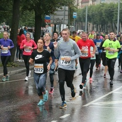SEB Tallinna Maratoni Sügisjooks 10 km - Nikita Vuhk Vuht (749), Anna Grund (2822)