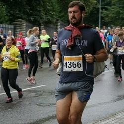 SEB Tallinna Maratoni Sügisjooks 10 km - Brian Timm-Brock (4366)