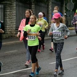SEB Tallinna Maratoni Sügisjooks 10 km - Anastasia Gorsenina (5088), Anastasia Sivovol (8255)