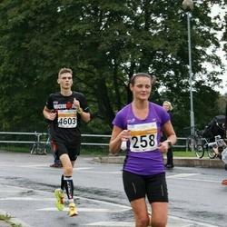 SEB Tallinna Maratoni Sügisjooks 10 km - Kristiina Verevmägi (258)