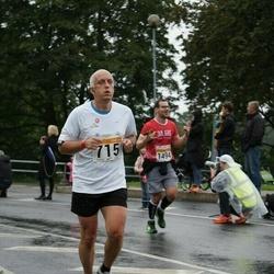 SEB Tallinna Maratoni Sügisjooks 10 km - Meelis Kalda (715)