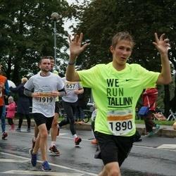 SEB Tallinna Maratoni Sügisjooks 10 km - Valdo Aedmäe (1890)