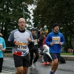 SEB Tallinna Maratoni Sügisjooks 10 km - Silver Ott (2100)