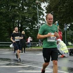 SEB Tallinna Maratoni Sügisjooks 10 km - Sander Tuulik (1685)
