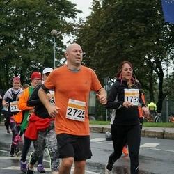SEB Tallinna Maratoni Sügisjooks 10 km - Martin Juksar (2725)