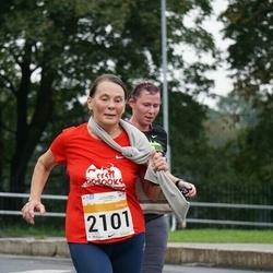 SEB Tallinna Maratoni Sügisjooks 10 km - Luule Laidro (2101)
