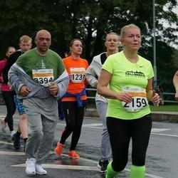 SEB Tallinna Maratoni Sügisjooks 10 km - Kairi Ennok (2159)