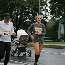SEB Tallinna Maratoni Sügisjooks 10 km - Lissell Kangur (4101)