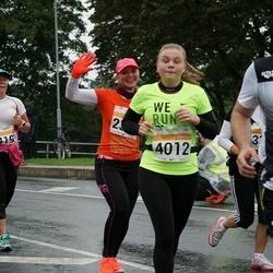 SEB Tallinna Maratoni Sügisjooks 10 km - Gertrud Soone (4012)