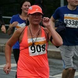 SEB Tallinna Maratoni Sügisjooks 10 km - Olga Kuznetsova (908)