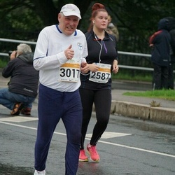SEB Tallinna Maratoni Sügisjooks 10 km - Meri Hakala (2587), Ivar Valge (3017)