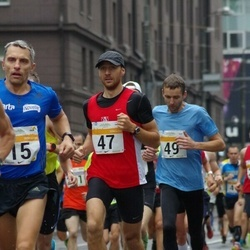 SEB Tallinna Maratoni Sügisjooks 10 km - Heinrich Sillang (47)