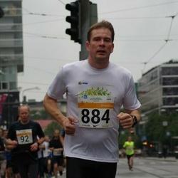 SEB Tallinna Maratoni Sügisjooks 10 km - Kristjan Sarapuu (884)