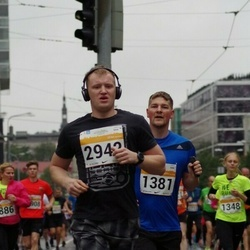 SEB Tallinna Maratoni Sügisjooks 10 km - Andreas Heidmets (2942)