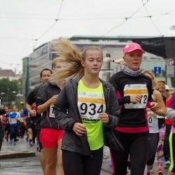 SEB Tallinna Maratoni Sügisjooks 10 km - Maria Jakimova (934)