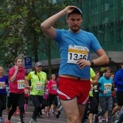 SEB Tallinna Maratoni Sügisjooks 10 km - Tomasz Kotarski (1346)