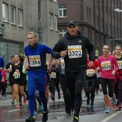 SEB Tallinna Maratoni Sügisjooks 10 km - Rao Holtsmeier (3322)